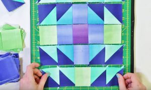 This Jewel-Toned Heirloom Quilt Will Start A New Family Tradition