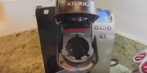 She Shows Us The Most Effective Way to Clean Your Keurig. Watch!