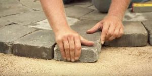 He Lays Stone In A Circle And You'll Want This When You See The Next Thing He Does!