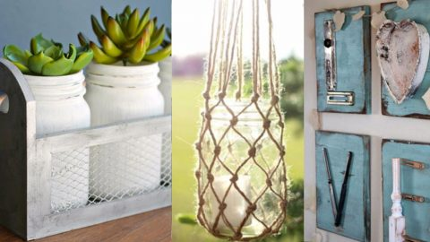 37 Country Craft Ideas to Make and Sell | DIY Joy Projects and Crafts Ideas