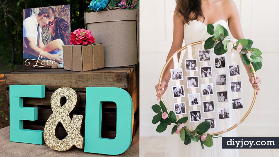 Diy Wedding Decor Easy And Cheap Project Ideas With Things Found