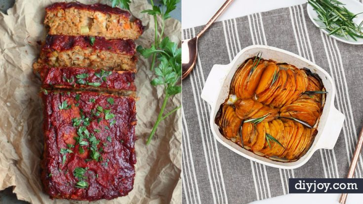 35 Best Healthy Thanksgiving Recipes