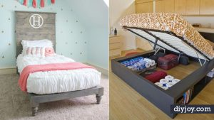 35 DIY Platform Beds For An Impressive Bedroom