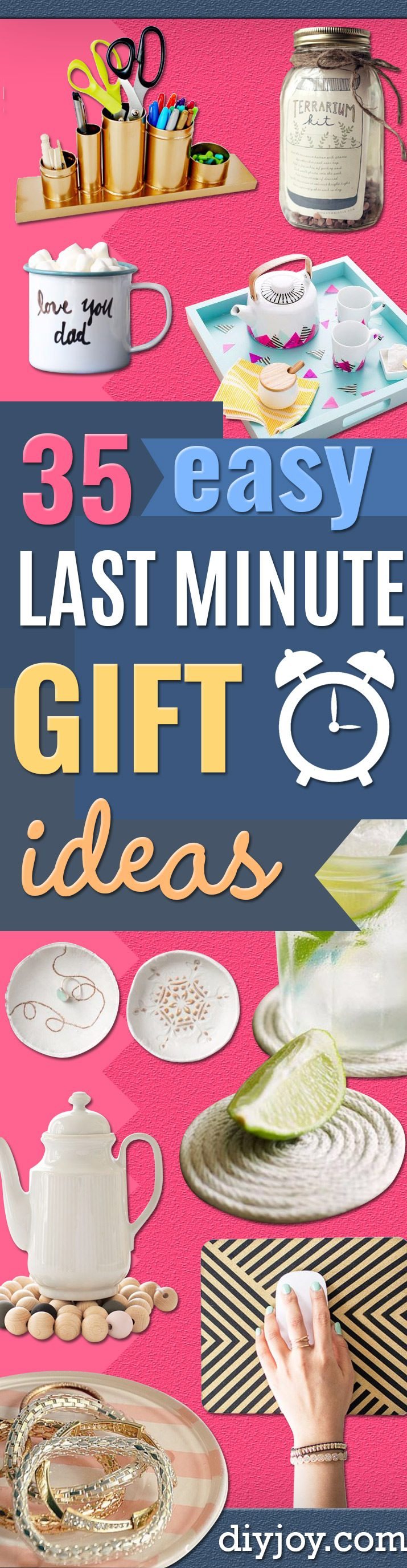last minute christmas gifts diy - easy last minute gift ideas - quick gifts to make - Quick DIY Gift Ideas and Easy Christmas Presents To Make for Mom, Dad, Family and Friends - Dollar Store Crafts and Cheap Homemade Gifts, Mason Jar Ideas for Gifts in A Jar