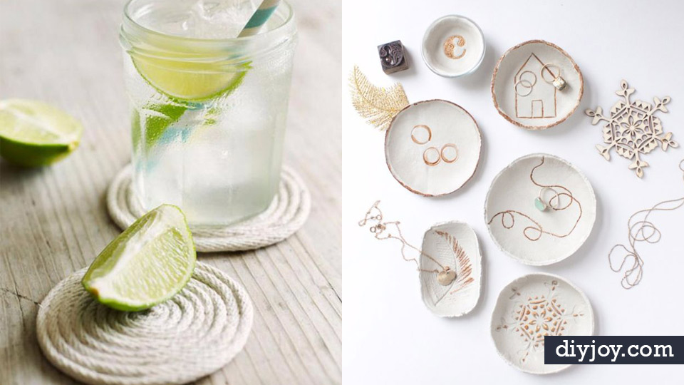 Last Minute Christmas Gifts - Quick DIY Gift Ideas and Easy ...