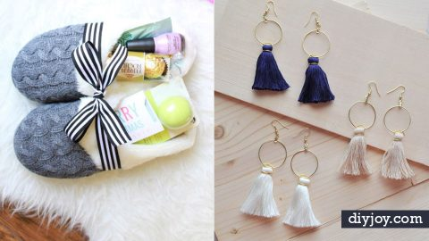 40 Coolest Gifts To Make for Mom | DIY Joy Projects and Crafts Ideas