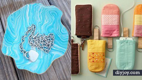 50 Cheap DIY Gifts That Only Look Expensive | DIY Joy Projects and Crafts Ideas