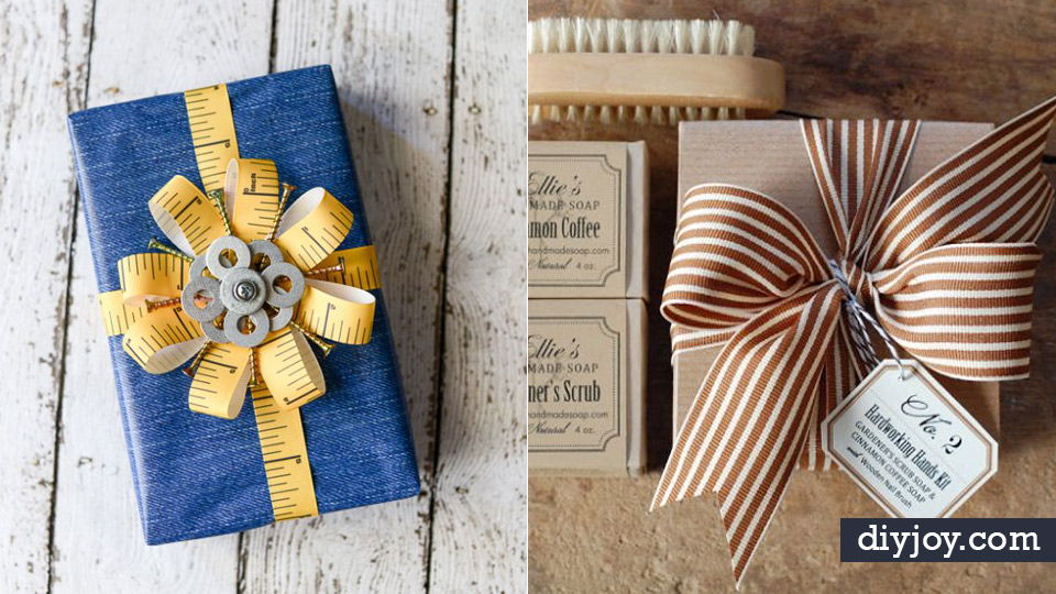 Creative Bows For Packages Make Diy Bows For Christmas Presents