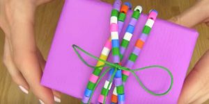She Shows Us 8 Creative Ways To Wrap Presents You've Probably Never Thought Of!