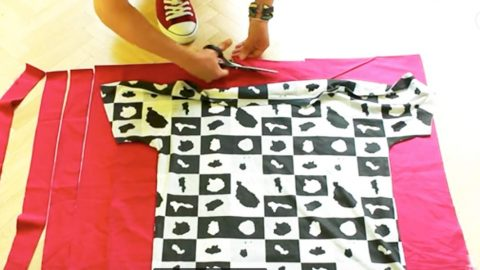 I Was Floored That She Made This Great Looking Top In 25 Minutes! | DIY Joy Projects and Crafts Ideas