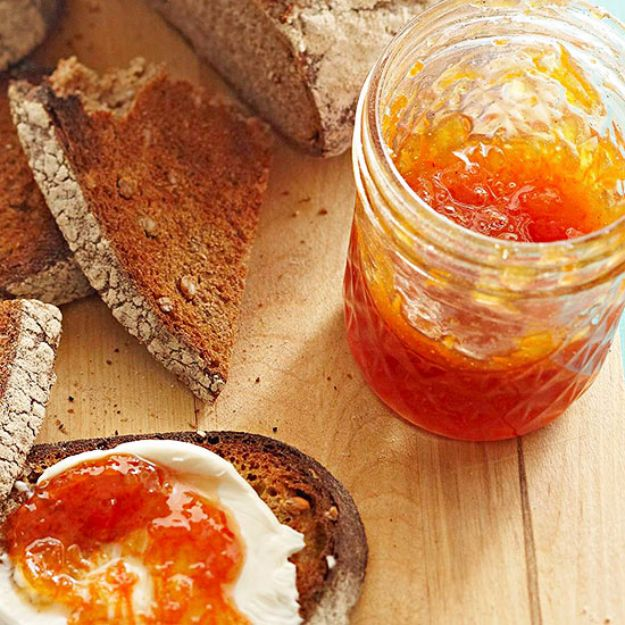 Best Jam and Jelly Recipes - Carrot Cake Jam - Homemade Recipe Ideas For Canning - Easy and Unique Jams and Jellies Made With Strawberry, Raspberry, Blackberry, Peach and Fruit - Healthy, Sugar Free, No Pectin, Small Batch, Savory and Freezer Recipes  #recipes #jelly