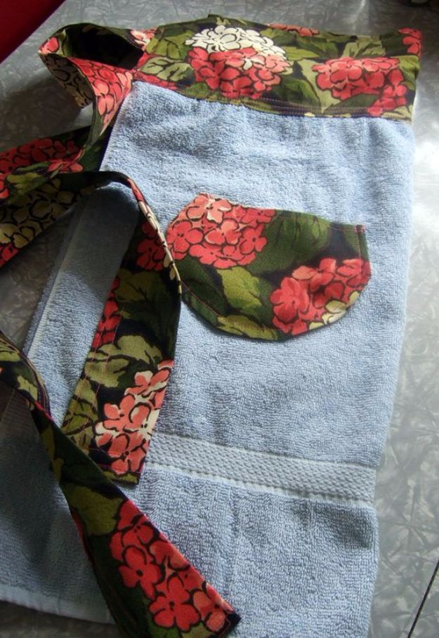 Diy Crafts With Terry Cloth Towels