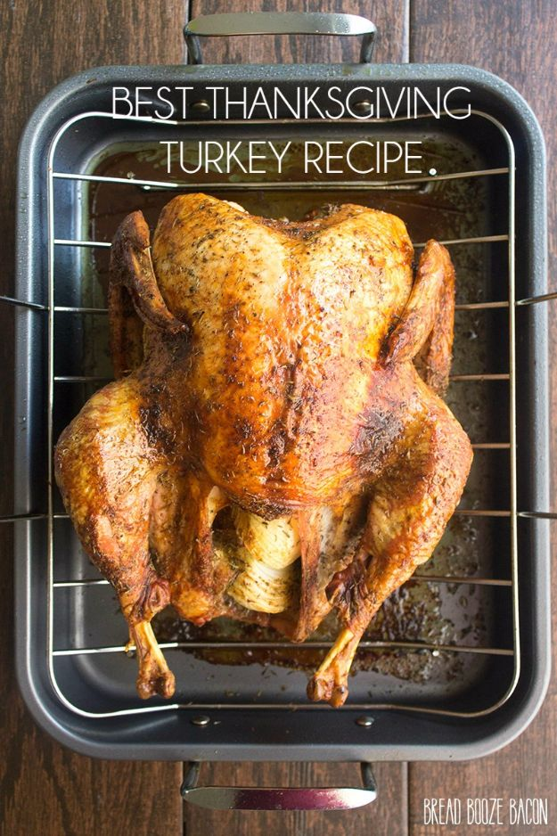 Healthy Thanksgiving Recipes - Herb Roasted Turkey - Low fat Versions of Your Favorite Holiday Recipe for Turkey, Stuffing, Gravy, Pie and Desserts, Appetizers, Vegetables and Side Dishes like Spinach, Broccoli, Cranberries, Mashed Potatoes, Sweet Potatoes and Green Beans - Easy and Quick Last Minute Thanksgiving Recipes for Low Carb, Low Fat and Clean Eating Diets http://diyjoy.com/healthy-thanksgiving-recipes