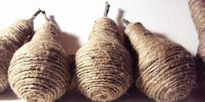 You Won't Believe What She Wraps Twine Around To Make This Simple Rustic Decor!