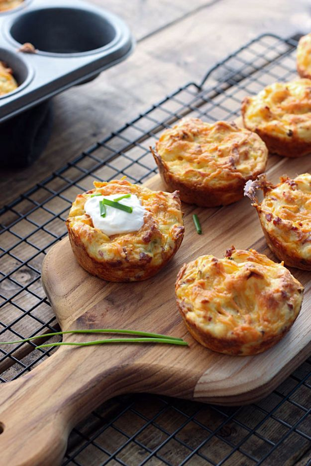 Potato Recipes - Mashed Potato Puffs - Easy, Quick and Healthy Potato Recipes - How To Make Roasted, In Oven, Fried, Mashed and Red Potatoes - Easy Potato Side Dishes and Soup Recipe Ideas for Dinner, Breakfast, Lunch, Appetizer and Snack http://diyjoy.com/potato-recipes