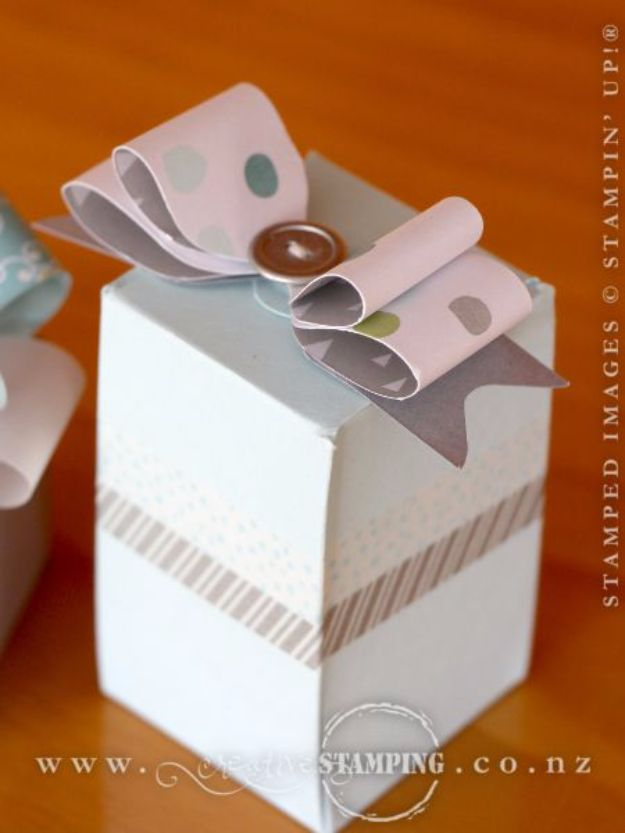 Creative bows to make for your christmas packages