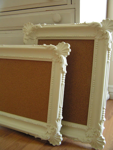 DIY Ideas With Old Picture Frames - DIY Cork Board - Cool Crafts To Make With A Repurposed Picture Frame - Cheap Do It Yourself Gifts and Home Decor on A Budget - Fun Ideas for Decorating Your House and Room http://diyjoy.com/diy-ideas-picture-frames