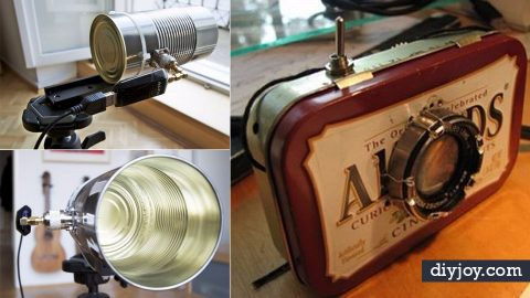 35 Cool DIY Gadgets You Can Make To Impress Your Friends | DIY Joy Projects and Crafts Ideas