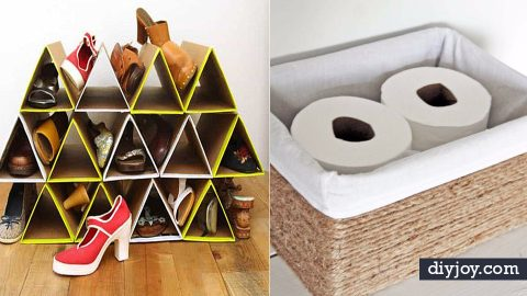 36 Creative Things to Make With Cardboard | DIY Joy Projects and Crafts Ideas