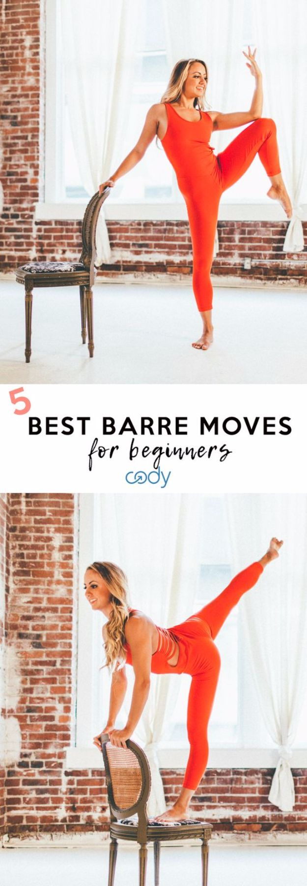 Best Exercises for 2018 - Ballet Barre Moves for Beginnners - Easy At Home Exercises - Quick Exercise Tutorials to Try at Lunch Break - Ways To Get In Shape - Butt, Abs, Arms, Legs, Thighs, Tummy http://diyjoy.com/best-at-home-exercises-2018
