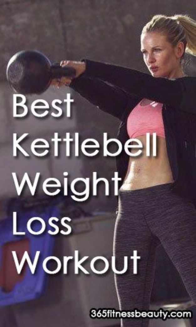 Best Exercises for 2018 - Best Kettlebell Weight Loss Exercises - Easy At Home Exercises - Quick Exercise Tutorials to Try at Lunch Break - Ways To Get In Shape - Butt, Abs, Arms, Legs, Thighs, Tummy http://diyjoy.com/best-at-home-exercises-2018