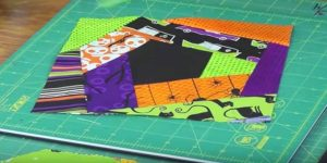 Use Up Your Scraps And No Measuring Involved, A Crazy Quilt Is One The Easiest Quilts!