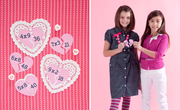 Cool Games To Make for Valentines Day - Find Your Heart Mate - Cheap and Easy Crafts For Valentine Parties - Ideas for Kids and Adults to Play Bingo, Matching, Free Printables and Cute Game Projects With Hearts, Red and Pink Art Ideas - Adorable Fun for The Holiday Celebrations #valentine #valentinesday