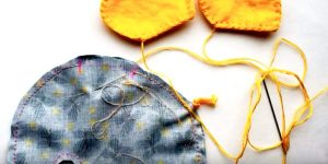 She Makes An Item With Very Little Material But Something We All Have Big Love For!