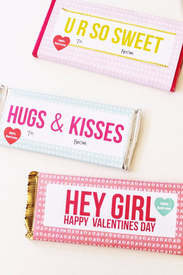 DIY Valentines Day Gifts for Him - It's Valentine's Day Printable - Cool and Easy Things To Make for Your Husband, Boyfriend, Fiance - Creative and Cheap Do It Yourself Projects to Give Your Man - Ideas Guys Love These Ideas for Car, Yard, Home and Garage - Make, Don't Buy Your Valentine