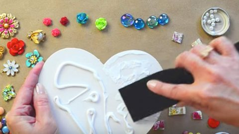 They Gather Some Unique Pieces And Put Them Together Making An Awesome Item!   DIY Joy Projects and Crafts Ideas