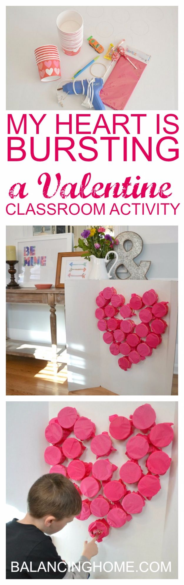 Cool Games To Make for Valentines Day - My Heart Is Bursting - Cheap and Easy Crafts For Valentine Parties - Ideas for Kids and Adults to Play Bingo, Matching, Free Printables and Cute Game Projects With Hearts, Red and Pink Art Ideas - Adorable Fun for The Holiday Celebrations #valentine #valentinesday