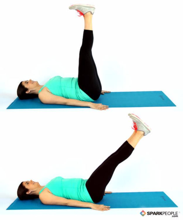 Best Exercises for 2018 - Rebuild Your Core After Pregnancy - Easy At Home Exercises - Quick Exercise Tutorials to Try at Lunch Break - Ways To Get In Shape - Butt, Abs, Arms, Legs, Thighs, Tummy