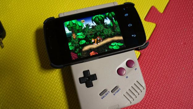 DIY Gadgets - Turn A Game Boy Into Android Gamepad - Homemade Gadget Ideas and Projects for Men, Women, Teens and Kids - Steampunk Inventions, How To Build Easy Electronics, Cool Spy Gear and Do It Yourself Tech Toys #gadgets #diy #stem #diytoys