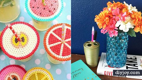 34 Creative DIY Ideas With Beads   DIY Joy Projects and Crafts Ideas