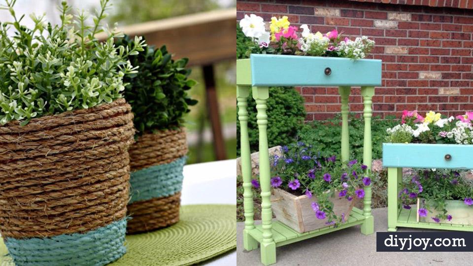 36 outdoor planters your patio needs today workwithnaturefo