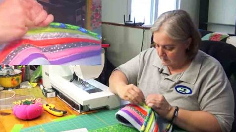 She's Making A Beautiful And Amazing Item That Was On Her Mom's Christmas List. Watch!   DIY Joy Projects and Crafts Ideas