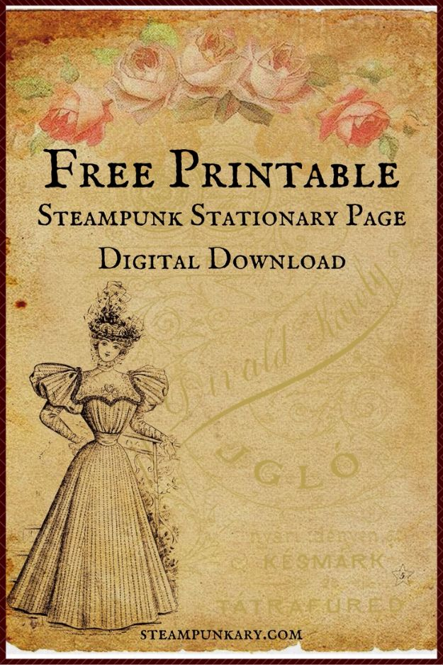 Handy image regarding free stationary printable