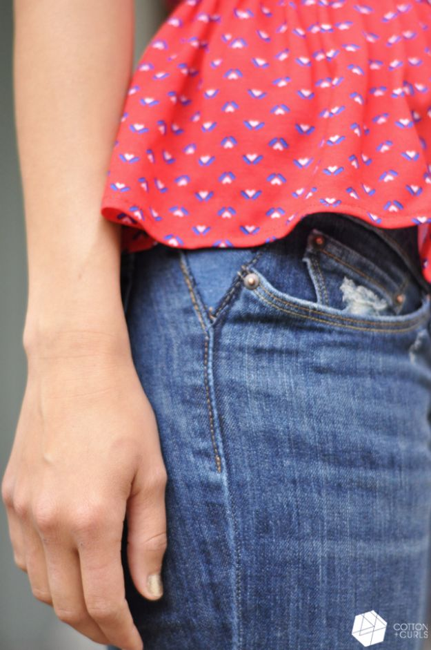 Clothes Hacks - Pants Waistband Hack - DIY Fashion Ideas For Women and For Every Girl - Easy No Sew Hacks for Men's Shirts - Washing Machines Tips For Teens - How To Make Jeans For Fat People - Storage Tips and Videos for Room Decor http://diyjoy.com/diy-clothes-hacks