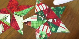 She Sews These Quilted Stars And Watch What She Makes With Them Next!