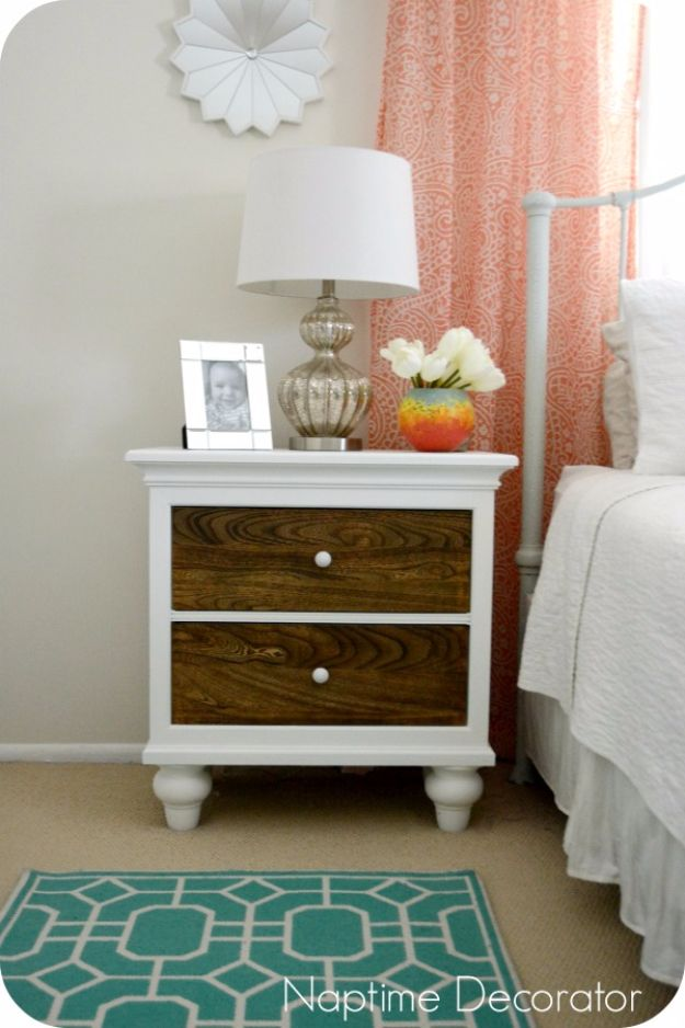 DIY Dressers - Simple Wooden Dresser - Simple DIY Dresser Ideas - Easy Dresser Upgrades and Makeovers to Create Cool Bedroom Decor On A Budget- Do It Yourself Tutorials and Instructions for Decorating Cheap Furniture - Crafts for Women, Men and Teens http://diyjoy.com/diy-dresser-ideas