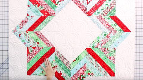 Sewing Tutorial – Quilted Tree Skirt | DIY Joy Projects and Crafts Ideas