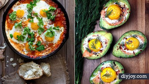 34 Best Brunch Recipes | DIY Joy Projects and Crafts Ideas