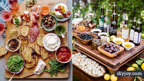 34 Best Dinner Party Ideas   DIY Joy Projects and Crafts Ideas