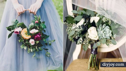 34 Flowers You Can Make For Your Wedding | DIY Joy Projects and Crafts Ideas
