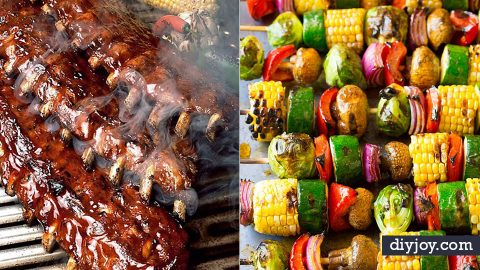 35 Best Barbecue Recipes For the Grill | DIY Joy Projects and Crafts Ideas