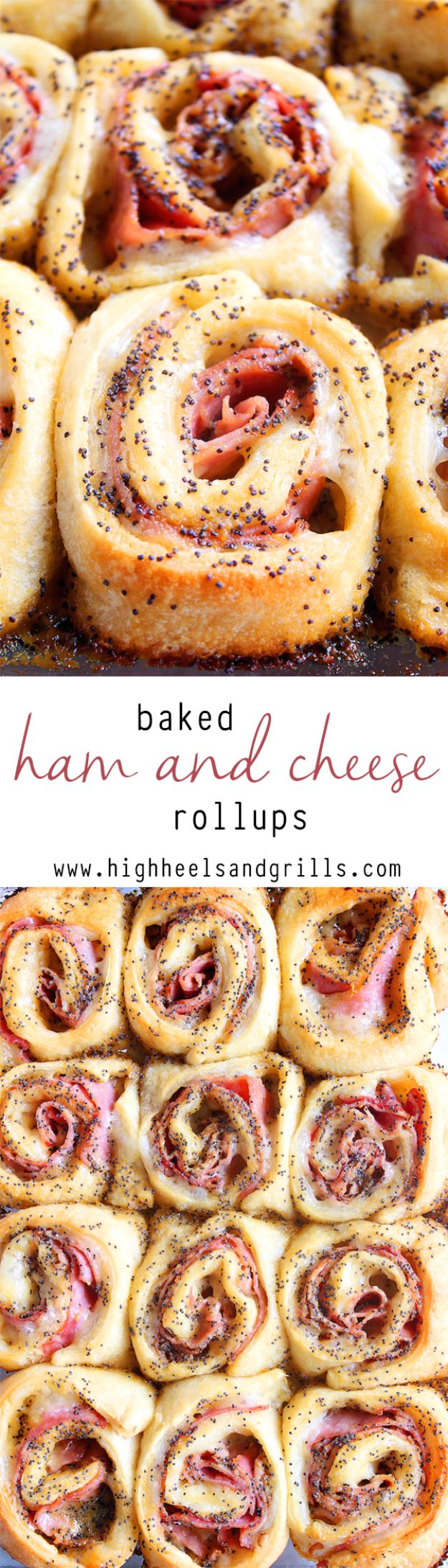 Best Brunch Recipes - Baked Ham and Cheese Rollups - Eggs, Pancakes, Waffles, Casseroles, Vegetable Dishes and Side, Potato Recipe Ideas for Brunches - Serve A Crowd and Family with the versions of Eggs Benedict, Mimosas, Muffins and Pastries, Desserts - Make Ahead , Slow Cooler and Healthy Casserole Recipes #brunch #breakfast #recipes