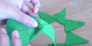 Not Only Does She Decorate Her Tree, She Decorates A Special Item For Her Dog. Watch!