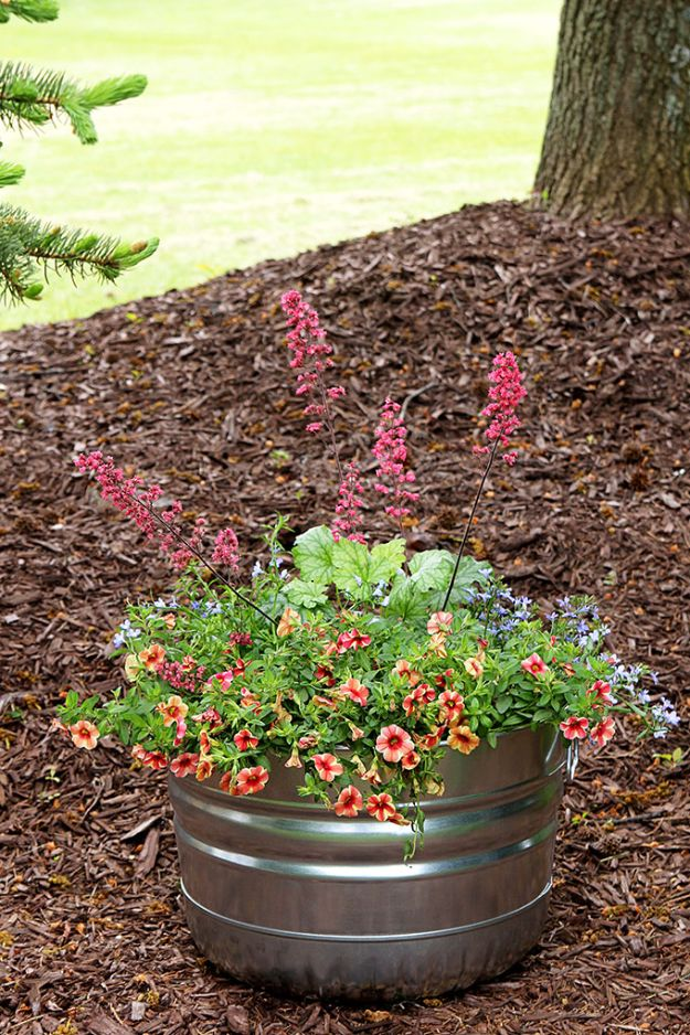 Container Gardening Ideas - Container Gardening Made Easy - Easy Garden Projects for Containers and Growing Plants in Small Spaces - DIY Potting Tips and Planter Boxes for Vegetables, Herbs and Flowers - Simple Ideas for Beginners -Shade, Full Sun, Pation and Yard Landscape Idea tutorials http://diyjoy.com/container-gardening-ideas