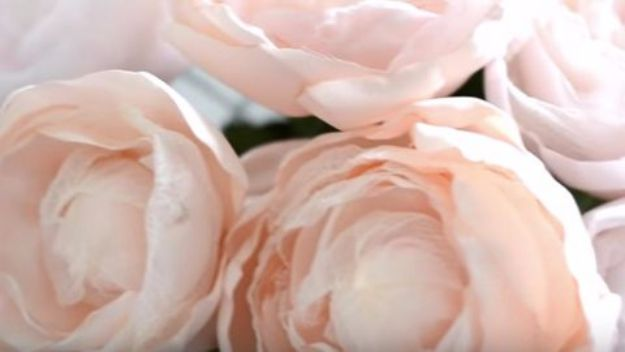 DIY Flowers for Weddings - DIY Fabric Peonies - Centerpieces, Bouquets, Arrangements for Wedding Ceremony - Aisle Ideas, Rustic Bouquet Projects - Paper, Cheap, Fake Floral, Silk Flower Centerpiece To Make For Brides on A Budget - Decor for Spring, Summer, Winter and Fall http://diyjoy.com/diy-flowers-for-weddings
