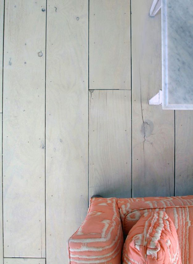 DIY Flooring Projects - DIY Wide Plank Floors - Cheap Floor Ideas for Those On A Budget - Inexpensive Ways To Refinish Floors With Concrete, Laminate, Plywood, Peel and Stick Tile, Wood, Vinyl - Easy Project Plans and Unique Creative Tutorials for Cool Do It Yourself Home Decor #diy #flooring #homeimprovement